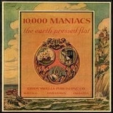 10 000 Maniacs earth Pressed Flat Cd