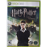 10 years-10 years Jogo Harry Potter And The Order Of The Phoenix Xbox360 Cd