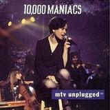10,000 maniacs-10000 maniacs Cd 10000 Maniacs Mtv Unplugged Lacrado