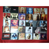 120 Cds Pop Chiquititas Rbd Rihanna Beyoncê Courtney Love