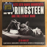 15 Cds Bruce Springsteen The Complete 1978 Radio Broadcasts