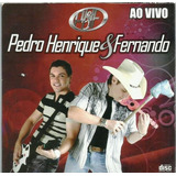 166 Mcd  2011 Cd  Pedro Henrique E Fernando  Ao Vivo