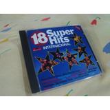 18 Super Hits Mark Davis Demis Roussos Cd Remaster Anos 70