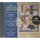 1996 Grammy Nominees Cd 1996 Grammy Nominees