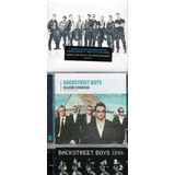 2 Cd s Backstreet Boys   1 Cd Com New Kids On The Blok