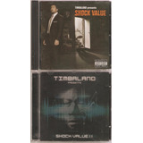 2 Cd s Timbaland   Shock Value Vol  1 E Vol  2   Universal