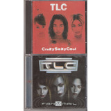 2 Cd s Tlc   Crazy Sex Cool 1994   Fanmail 1999   La Face