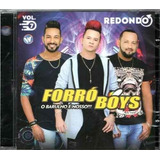2 Cd   Forro Boys Ao Vivo Em Formosa Go    Redondo Vol 7
