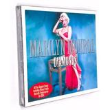 2 Cd Marilyn Monroe Diamonds 2014 Importado Lacrado Not Now