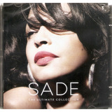 2 Cds   1 Dvd Sade   The Ultimate Collection