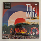 2 Cds   Dvd   Blu ray   The Who Live In Hyde Park  2015