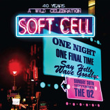 2 Cds   Dvd Soft Cell Live At The O2 London   Depeche Mode