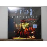 2 Cds 2lps 1 Dvd Deep Purple Perfect Strangers Live Boxset
