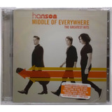 2 Cds Hanson Middle Of Everywhere Greatest Hits 2017 Lacrado