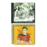 2 Cds Rage Against The Machine   1992   Evil Emprie