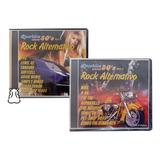 2 Cds Rock Alternativo Anos 80 Vol 1 E 2 Inxs Fyc A ha Duran