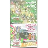 2 Cds Samba Enredo  Carnaval 2020 Escola De Samba De Sp