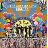 2 Cds Take That Greatest Day The Presents Circus Live Import