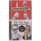 2 Cds The Ting Tings   Sounds From   We Started