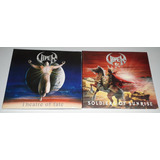 2 Cds Viper  c  Andre Matos Shaman Angra  Soldiers theatre