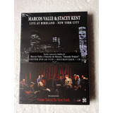 2 Dvd   Cd Marcos Valle & Stacey Kent Live At Birdland Novo