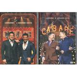 2 Dvd S  Leonardo E Eduardo Costa   Cabaré 1 E 2 Night Club