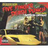 20% Five Finger Death Punch American Capitalst 11 Thrash 2cd