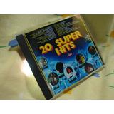 20 Super Hits Mark Davis Barry White Nazareth Cd Remasteriza