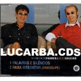 2cd   Fagner E Zeca Baleiro   Palavras  E Silencios   Single