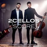 2cellos Score   Cd Música Instrumental