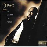 2pac Me Against The World Cd Imp Zerado Gangsta Rap Hip Hop