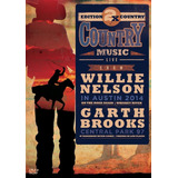 2x Country Music   Willie Nelson E Garth Brooks   Dvd