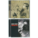 3 Cds Bryan Ferry   As Time Goes   Frantic   Street Life