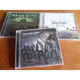 3 Cds Daughtry