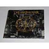 3 Cds Dream Theater Live Scenes From New York Digipack Novo
