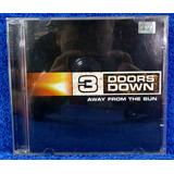 3 Doors Down Away From The Sun Cd Original Pronta Entrega