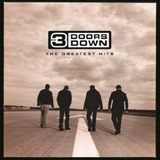 3 Doors Down The Greatest Hits   Cd Rock