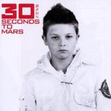 30 Seconds To Mars Cd novo lacrado importado