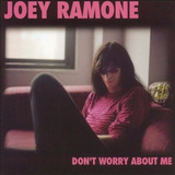 3650 Cd Dvd audio   Dualdisc   Joey Ramone Dont Worry About