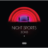 3oh3-3oh3 Cd 3oh3 Night Sports