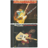 4 Cd Albert Collins   Frostbite  Live Japan  Cold Snap Don t