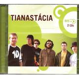 4 Cd S Duplos Tianastácia   Serie Bis   28 Músicas