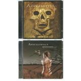 4 Cds Apocalyptica   Metallica  Cult  Reflections  Inquisiti