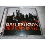 4 Cds Bad Religion No Control No Substance New Maps Empire