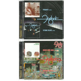 4 Cds Foghat   1972 Stone Fool Girls Night Zig Boogie Live