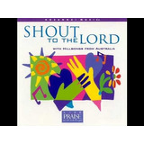 4 Cds Hillsong  Shout To The Lord  ingles español portugues