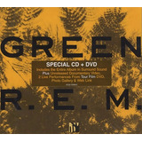 4030 Cd Dvd audio R e m   rem  Green 5 1 Surround Sound