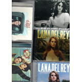 5 Cd S Lana Del Rey   Os 5 Cds Das Fotos Do Anúncio