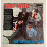 5 Cds Box The Who My Generation Super Deluxe Edition  2016