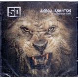 50 cent-50 cent Cd 50 Cent Animal Ambition